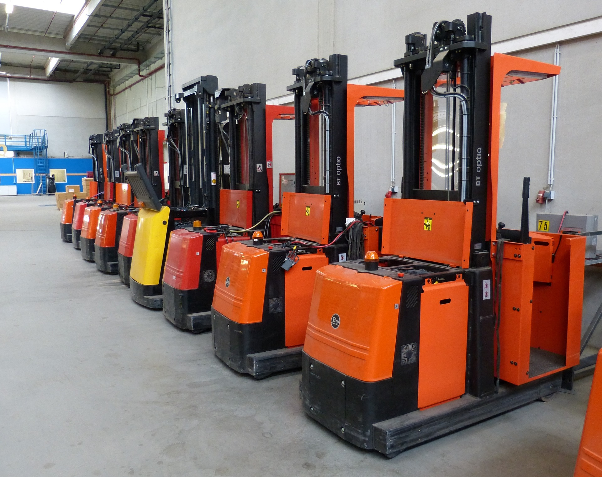 You Need Forklift Repair