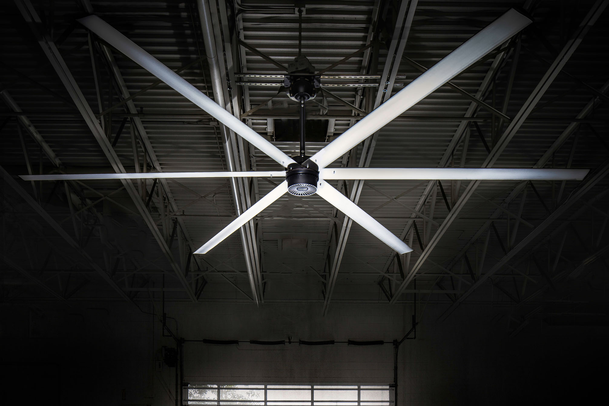 MacroAir Fans Can Improve Warehouse Ventilation
