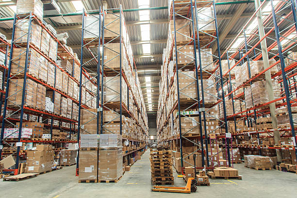 How New Warehouse Racks Can Improve Productivity