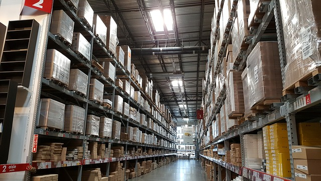 Improve Your Warehouse Space Utilization