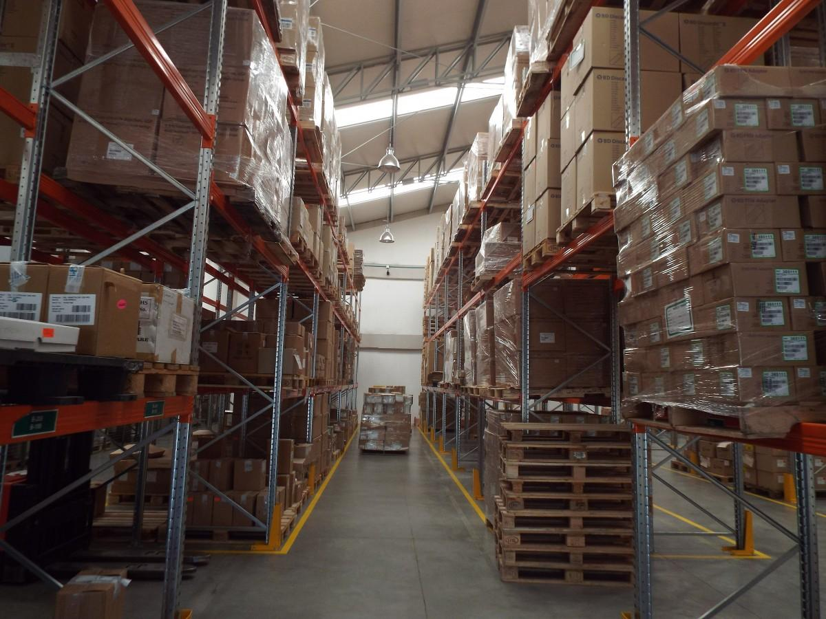 Warehouse Storage Tips